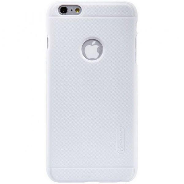 Чехол-накладка для iPhone 6/6s - Nillkin Super Frosted Shield - White
