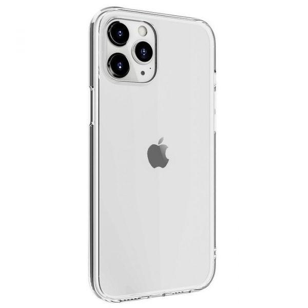 Чехол-накладка для iPhone 12 Pro Max - Basic Cutana Case Transparent