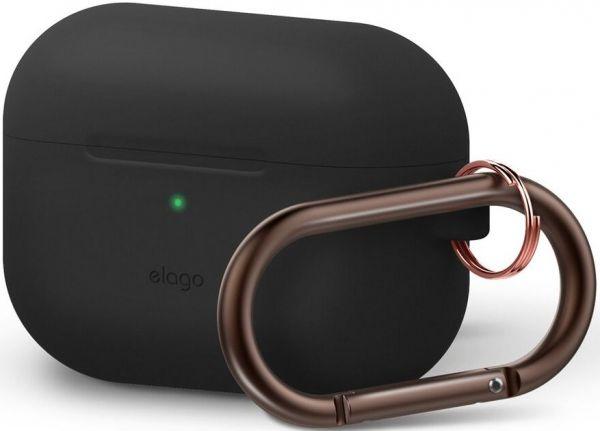 Чехол Elago Hang Original Case Black for Airpods Pro (EAPPOR-HANG-BK)