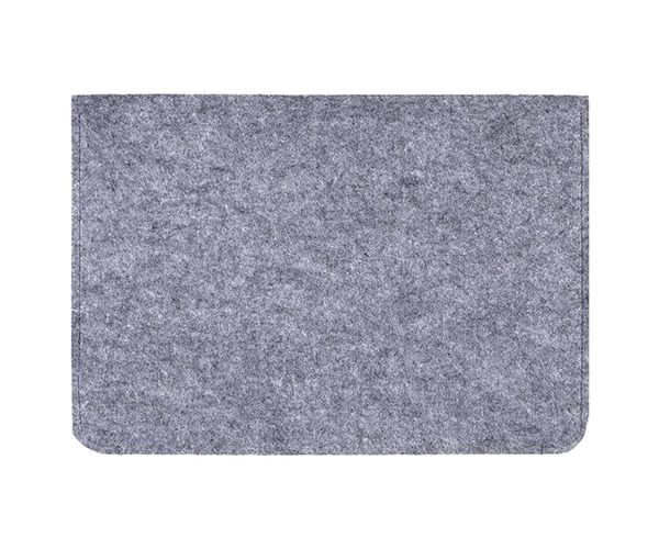 "Чехол-конверт на кнопке Gmakin для MacBook Air 13"" и Pro 13"" Gray (GM07)"