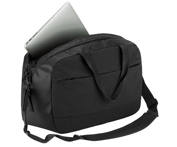 "Сумка для MacBook Pro Retina 15"" - Incase City Duffel - Heather Black (INCO400162-HBK)"