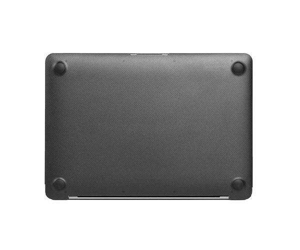 "Чехол-накладка для MacBook 12"" - Incase Hardshell Case - Black Frost (CL60678)"