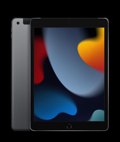 "Apple iPad 2021 10.2"" Wi-Fi + Cellular 64GB - Space Gray (MK663)"