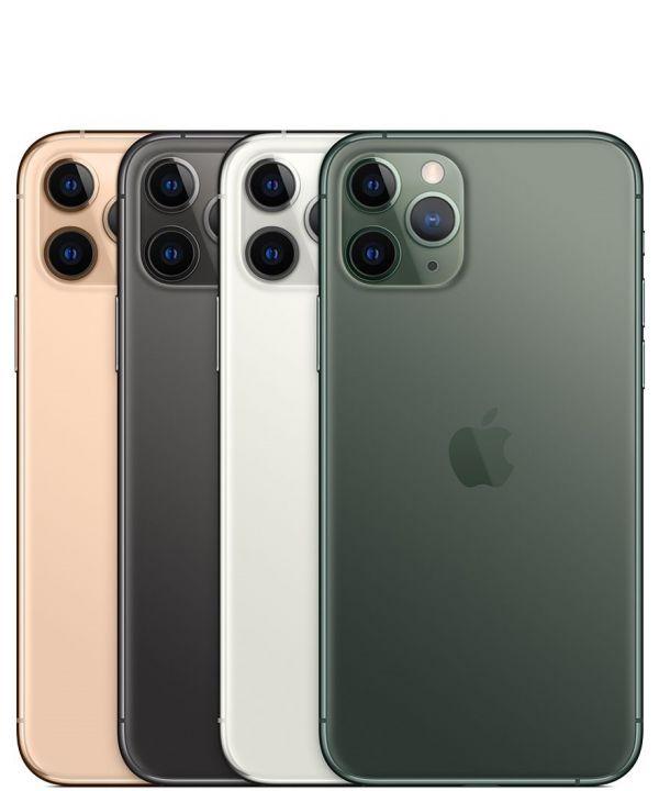 iPhone 11 Pro 512Gb (Midnight Green) (MWCV2)