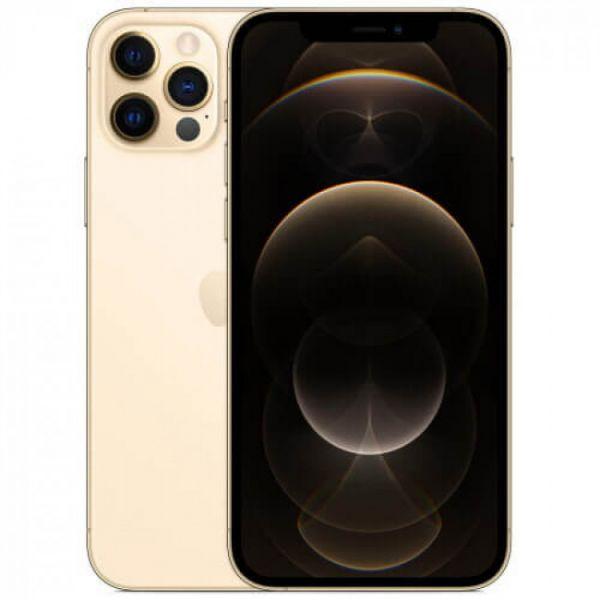 iPhone 12 Pro 256Gb Gold (Dual Sim) (MGLG3)