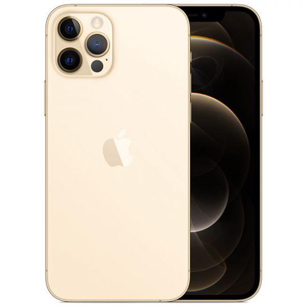 iPhone 12 Pro 128Gb Gold (Dual Sim) (MGLC3)