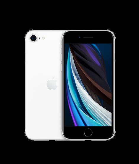 iPhone SE 2020 64Gb (White) (Slim box) (MHGQ3)