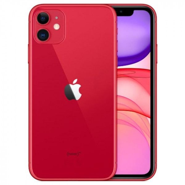 iPhone 11 256Gb (PRODUCT Red) (MWLN2)