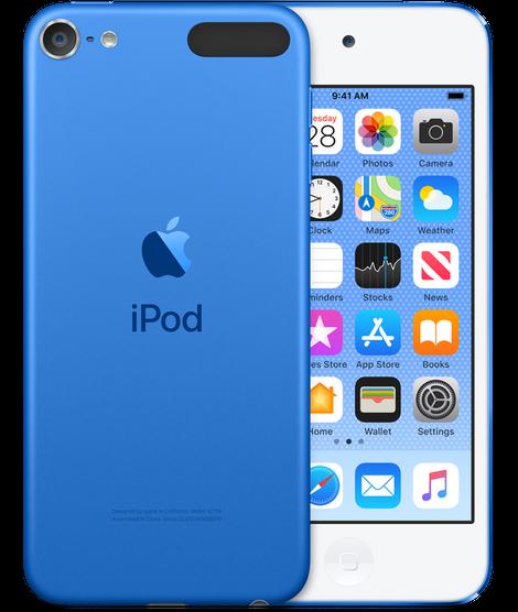 Apple iPodtouch 7Gen 32GB Blue (MVHU2)