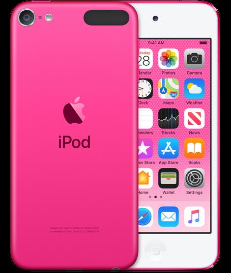 Apple iPodtouch 7Gen 256GB Pink (MVJ82)