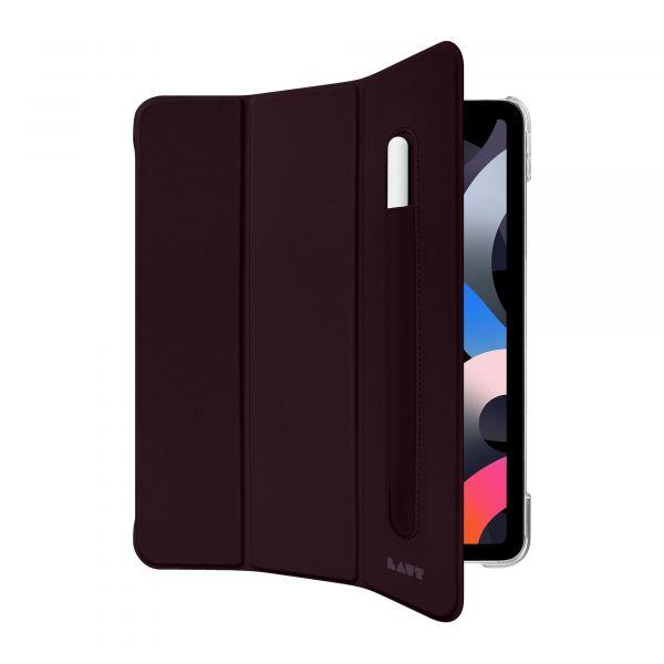 "Чехол-книжка для iPad Air 10.9"" (2020) - LAUT HUEX FOLIO Smart Case - Burgundy (L_IPD20_HP_BU)"
