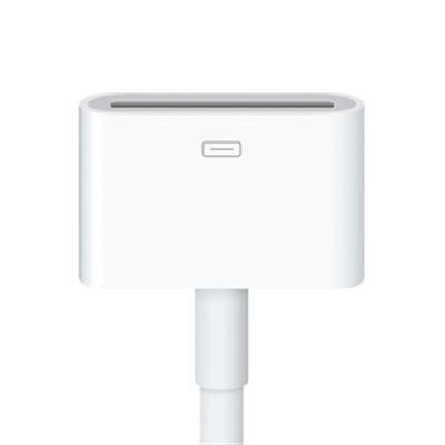 Адаптер-кабель Apple Lightning to 30-pin (0.2 m) (MD824)