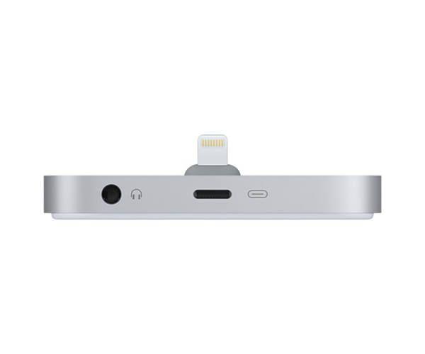 Док-станция - Apple Lightning Dock - Space Gray (ML8H2)