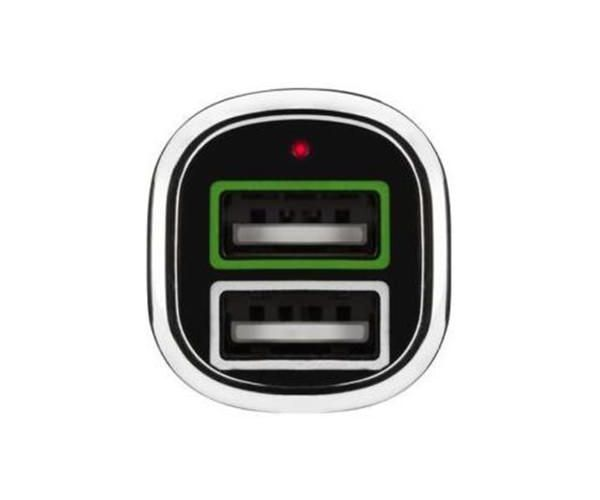 Автомобильное зарядное устройство - Monster Mobile iCarCharger MAX 2 with Dual USB (MNO-133259-00)