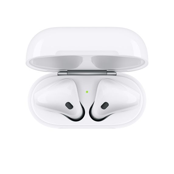 Беспроводные наушники Apple AirPods with Charging Case (MV7N2)