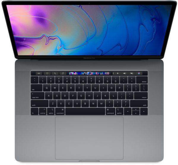 """MacBook Pro 15"""" Retina Space Gray (Z0WW001HL) 2019"""