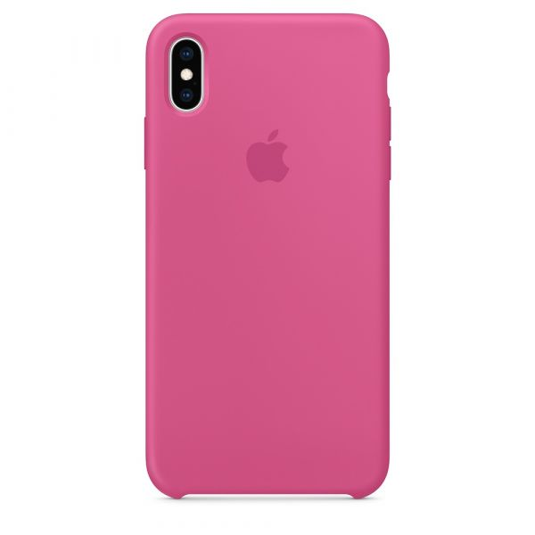 Чехол-накладка для iPhone XS Max - Silicone Case OEM - Dragon Fruit
