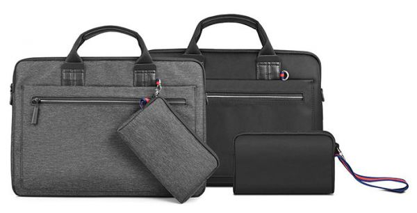 "Сумка для MacBook 13.3"" - WIWU Athena Hand Bag - Gray"