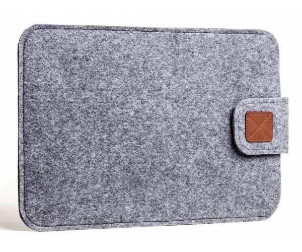 "Чехол-конверт Gmakin для MacBook Air 13"" и Pro 13"" Gray (GM55)"