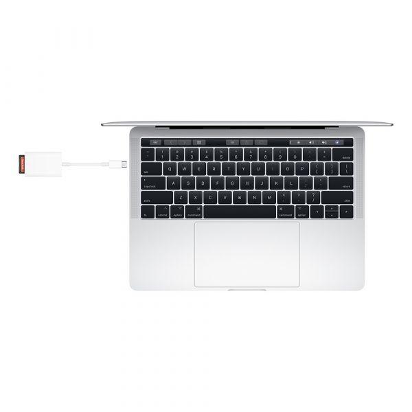 Адаптер USB-C to SD Card Reader (MUFG2)