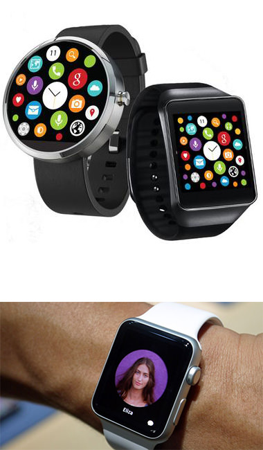 Корпус в Apple Watch 2