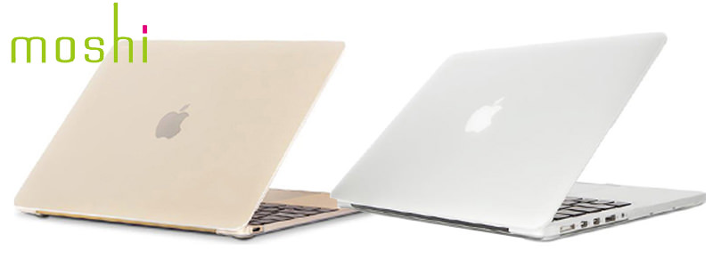 Чехлы Moshi для MacBook