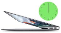Аккумулятор и время работы MacBook Air
