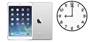 Аккумулятор и время работы iPad Pro